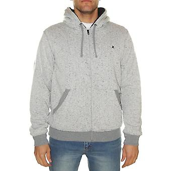 Hurley evades Sherpa Zip Fleece - men's Hooded Sweatshirt