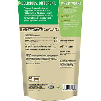 Lawn Aid Chews For Dogs 60/Pkg-  70079460