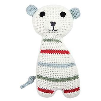 Franck & Fischer Isak stuffed polar bear (Toys , Preschool , Dolls And Soft Toys)