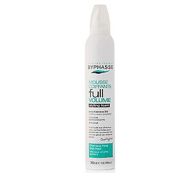 Byphasse Foam Volume 300 Ml (Vrouwen , Capillair , Fixatie , Schuim)