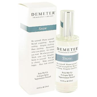 Snow By Demeter Pick Me Up Cologne Spray 120ml