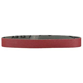 Metabo 10 Sanding Belts 40x760 mm P80 ZK RBS