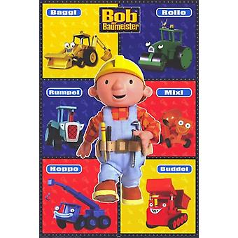 Bob the Builder Movie Poster (11 x 17)
