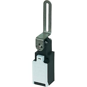 Safety button, Door switch 400 Vac 4 A Steel lever (straight) momentary Eaton LSR-S02-1-I/TKG IP65 1 pack