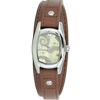 s.Oliver women's watch wristwatch leather SO-1307-LQ