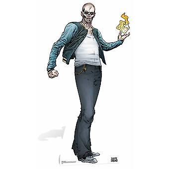 El Diablo Suicide Squad Comic Art Cardboard Cutout / Standee / Stand Up