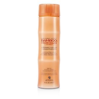 Alterna Bamboo Color Hold+ Color Protection Vibrant Color Conditioner (For Strong, Vibrant, Color-Protected Hair) 250ml/8.5oz