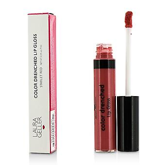 Laura Geller Color Drenched Lip Gloss - #Guava Delight 9ml/0.3oz