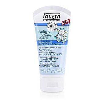 Lavera Baby & Kinder Neutral Nappy Cream - 50ml/1.7oz