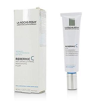 La Roche Posay Redermic C daglig følsom hud anti-aging Fill-In pleje (tør hud) - 40 ml / 1,35 oz