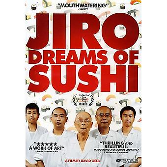 Jiro Dreams of Sushi [DVD] USA importieren