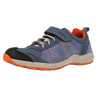 Boys Clarks Casual Shoes Cross Dash