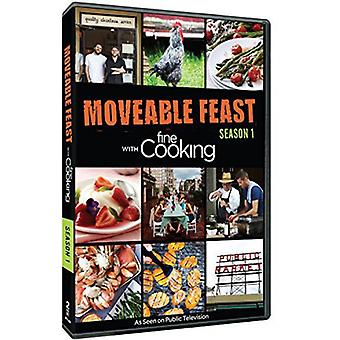 Moveable Feast mit Fine Cooking - Staffel 1 [DVD] USA import