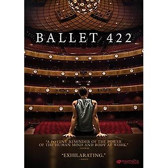 Ballet 422 [DVD] USA import