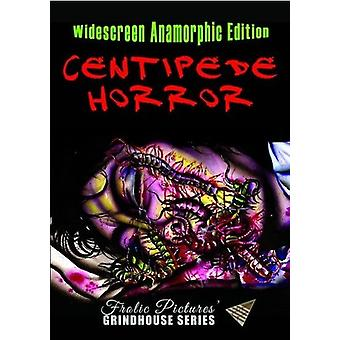 Tusindben Horror [DVD] USA import