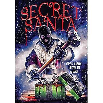 Hemmelige Santa [DVD] USA importerer