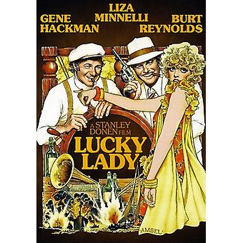 Lucky Lady [DVD] USA importieren