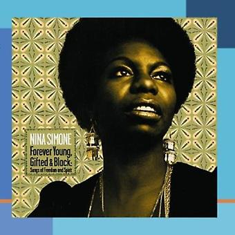 Nina Simone - Forever Young Gifted & Black: Songs of Freedom & S [CD] USA import