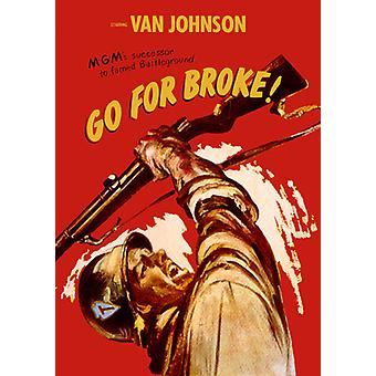 Go for Broke (1951) [DVD] USA import