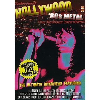 80s Metal Rockstar Interviews [DVD] USA import