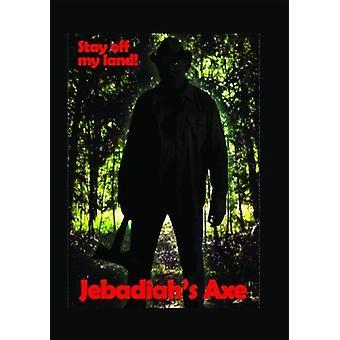 Jebadiah's Axe [DVD] USA importerer