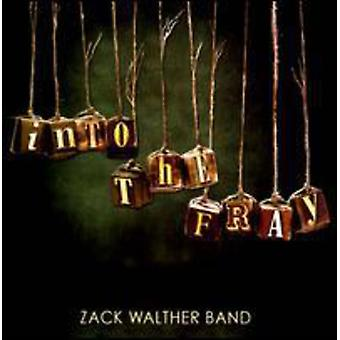 Zack Walther - til the Fray [CD] USA import
