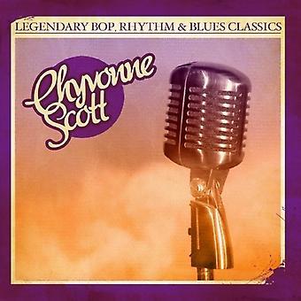 Chyvonne Scott - Legendary Bop Rhythm & Blues Classics [CD] USA import