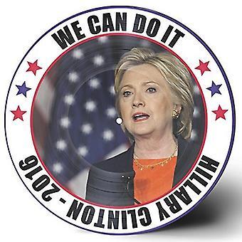 Hillary Clinton - vi kan gøre det [Vinyl] USA import