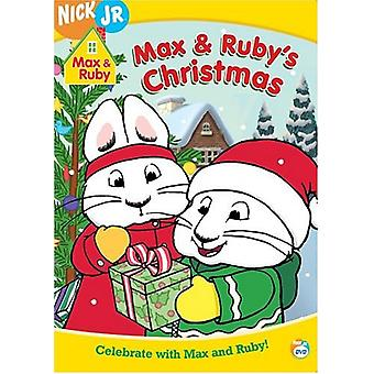 Max & Ruby - Max & Ruby's Christmas [DVD] USA import