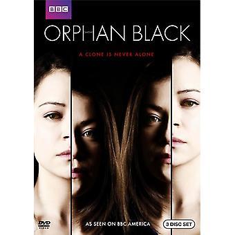 Sierocych czarny: Sezon jeden [3 dyski] [DVD] USA import