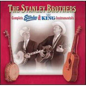 Stanley Brothers - Stanley Brothers: Complete King & Starday Collection [CD] USA import