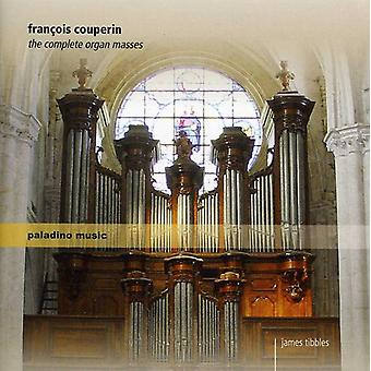 F. Couperin - Couperin: The komplet orgel masserne [CD] USA import