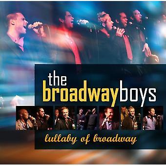 Broadway drenge - vuggevise af Broadway [CD] USA importerer