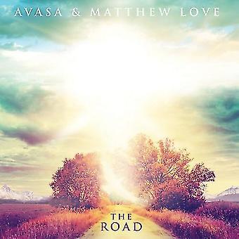 Avasa & Matthew kærlighed - vejen [CD] USA import