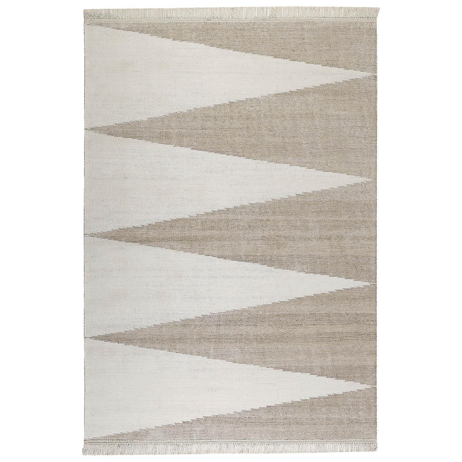 Smart Triangle Rugs 0002 04 By Carpets & Co In Beige