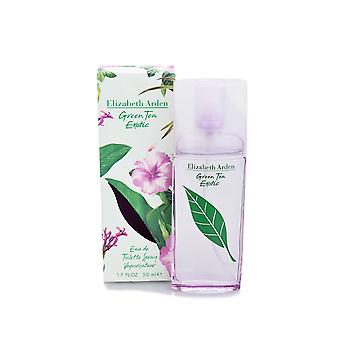 Elizabeth Arden Green Tea eksotiske Eau De Toilette Spray 50ml