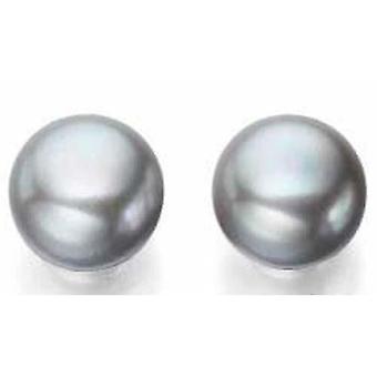 925 srebrny kolczyk perła