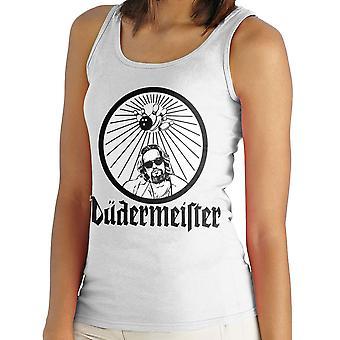 Dudermeister The Dude Jagermeister The Big Lebowski Women's Vest