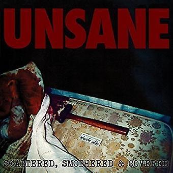 Unsane - spredte kvæles & overdækket [CD] USA import