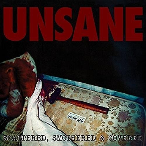 Unsane - Scattered Smothered & Covered [CD] USA import
