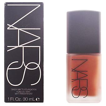 Nars Cosmetics Sheer Foundation Matte #Dark 2 Benares 30 ml