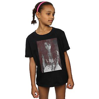 Amy Winehouse Girls Back To Black Chalkboard T-Shirt