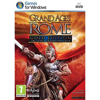 Grand aldre Rom Gold Edition (PC) (brugt)