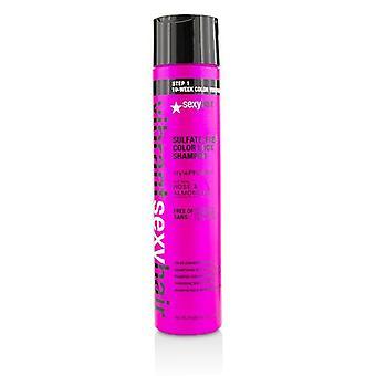 Sexy Hair Concepts Vibrant Sexy Hair Color Lock Color Conserve Shampoo - 300ml/10.1oz