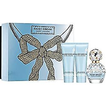 Marc Jacobs Daisy Dream Gift Set 50ml EDT + 75ml Body Lotion + 75ml Shower Gel