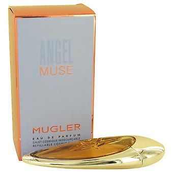 Thierry Mugler Angel Muse Eau de Parfum 50ml EDP Spray - Genopfyldelige