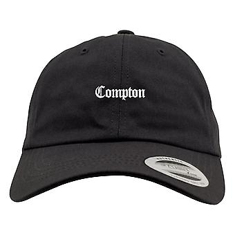 Merchcode LOW PROFILE Dad Cap - Black Compton