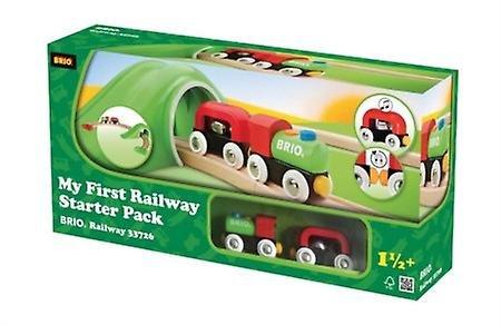 BRIO 33726 My First Railway Starter Pack 33726