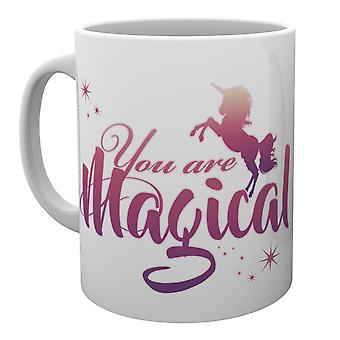 Unicorns You are Magical Mug