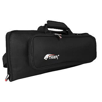 Tiger Padded Trumpet Gig Bag - Black Case
